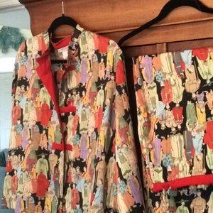 Natori Other - Vintage natori pajamas-lounge set